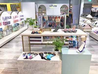 【aPure專櫃】台南南紡購物中心 3F