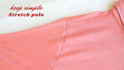 Nice fit and color the new polo shirt provide the best sewing quality