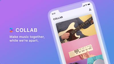 Facebook,Collab,a video collaboration app