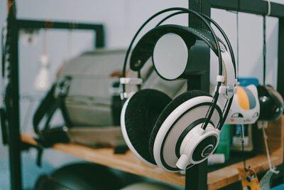 headphones--earbuds