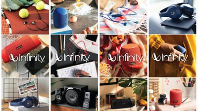 HARMAN 旗下全新音響品牌 Infinity® 正式在台灣販售