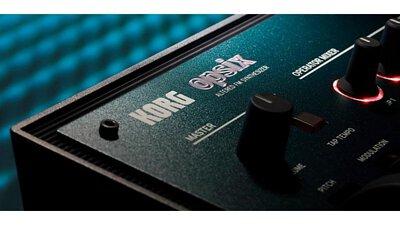 KORG正式發表Opsix FM Synth數位合成器