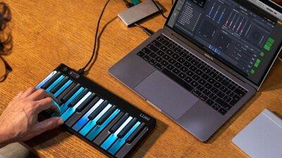 ROLI推出新的LUMI Keys Studio Edition主控鍵盤