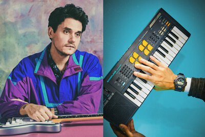 約翰·梅爾(John Mayer)與卡西歐 G-Shock 聯手打造全新聯名手錶 帶有 80 年代風格的 90 年代經典款