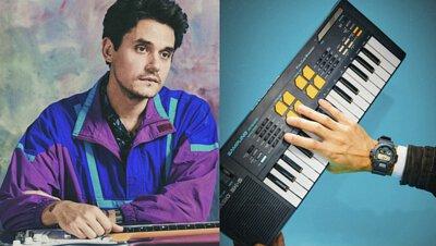 約翰·梅爾(John Mayer)與卡西歐 G-Shock 聯手打造全新聯名手錶|帶有 80 年代風格的 90 年代經典款