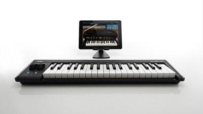 KORG Microkey2 air與iPad pro藍牙配對方法