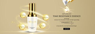Shizens Advanced Time Resistance Essence