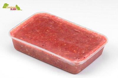 卡尼生肉餐分裝方式