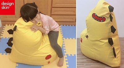 design skin恐龍沙發,兒童沙發,雙胞胎DoRe