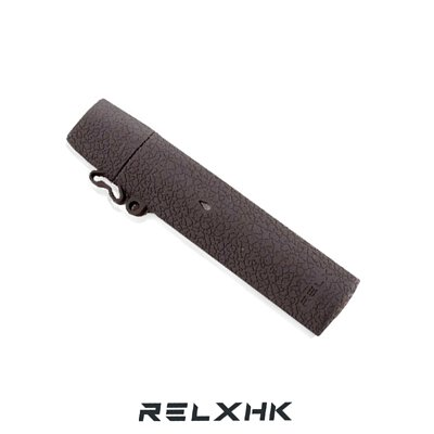 RELXHK 悦刻香港一代矽膠保護套(黑色)