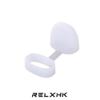 RELXHK 悦刻香港防塵帽(透明白色)