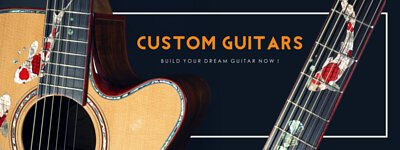 Ayers Custom Series Guitars