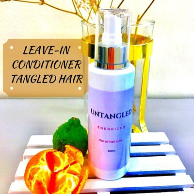 LEAVE-IN CONDITIONER, TANGLED HAIR