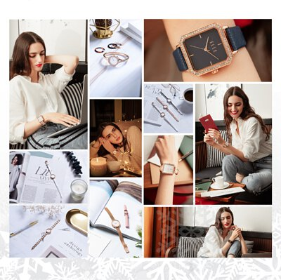 ELLE HOL 19 COLLECTION COLLAGE