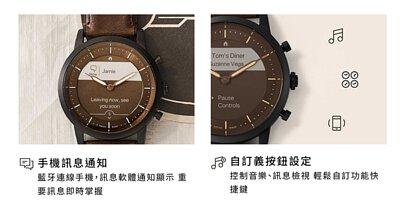 FOSSIL Hybrid HR Smartwatch 智能手錶
