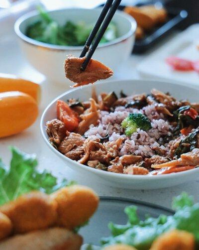 蔬味平生,全素,即食料理,三杯猴頭菇