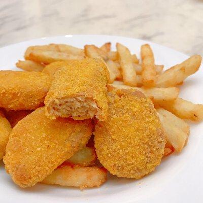 蔬味平生 蔬福漢堡排 未來肉 素雞塊 全素即食料理包