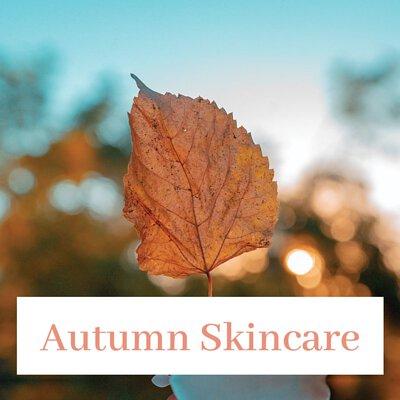 🍂秋天的滋味,外套多添一件,保養也不能隨便🍂