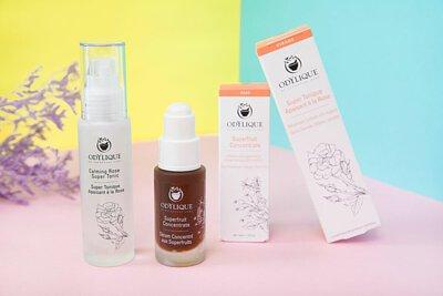 鎖住珍貴的臉部水分,改善出油脫妝,延緩老化