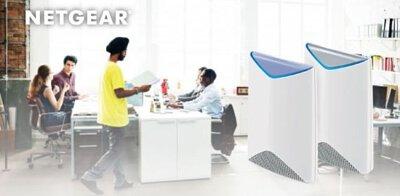 NETEGAR 台灣旗艦店 如何快速架設辦公室WiFi