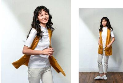 MIT背心|O-LIWAY 針織衫