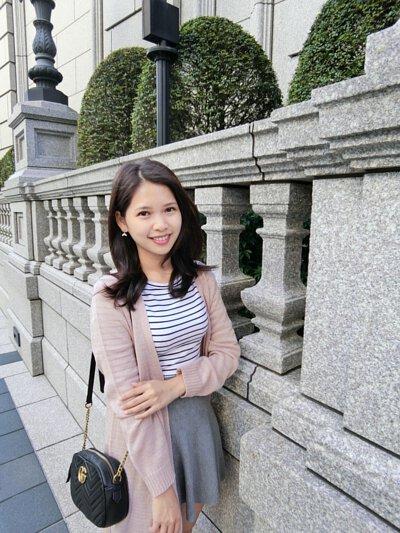 台灣製針織外套-女