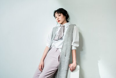 開襟針織-O-LIWAY 台灣製