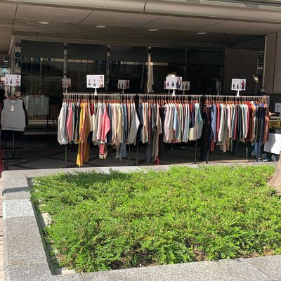 O-LIWAY 台灣製針織背心 中和展售會