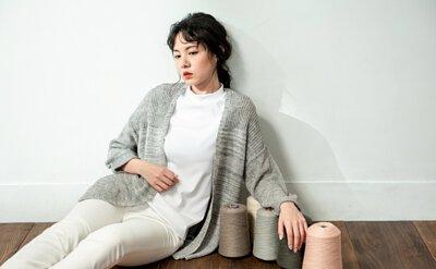 MIT針織外套-O-LIWAY 台灣製女裝服飾品牌
