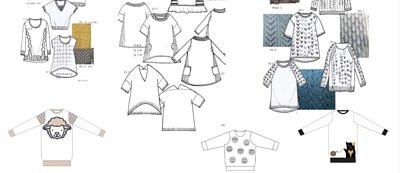 台灣針織設計師企劃-根據台灣人的版型設計的針織上衣