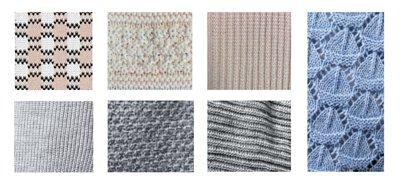 針織衫的織紋設計-麻花-簍空-緹花-Made in Taiwan