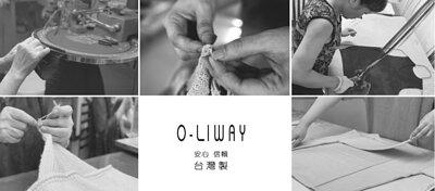 MIT女裝-台灣品牌 | O-LIWAY 針織衫