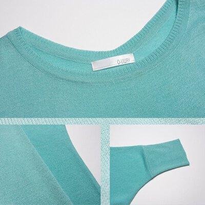 台灣製涼感針織上衣