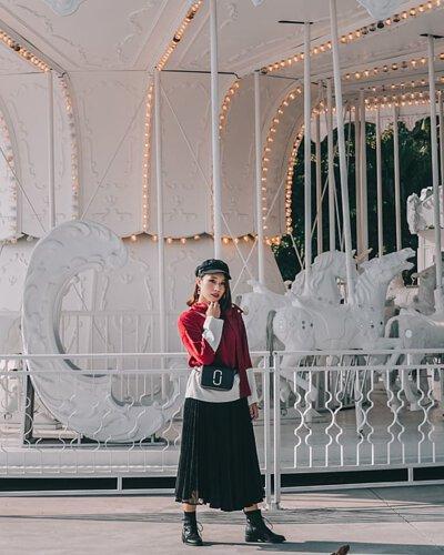 台灣製女用毛衣