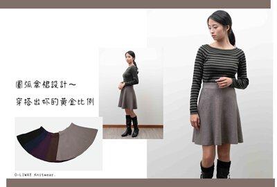 針織裙目錄
