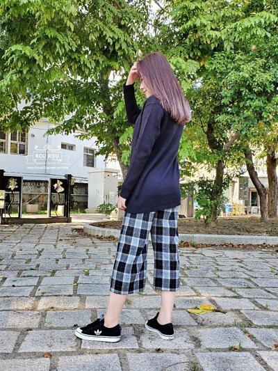 中長版設計美麗諾羊毛針織外套