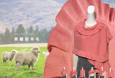 美麗諾羊毛披肩