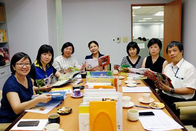 Bookstart 選書委員