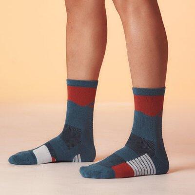 黑狗,運動襪,排球襪,競技排球襪,