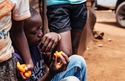 伊索比亞兒童認養計畫|永真生技