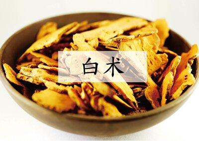 Largehead Atractylodes Rhozome (白术)