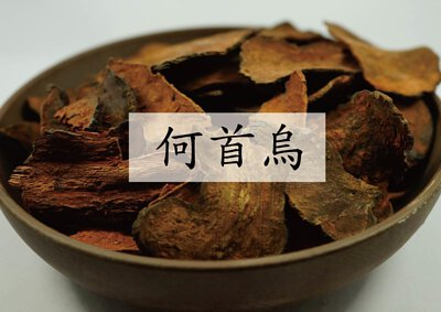 fleeceflower root (何首烏)