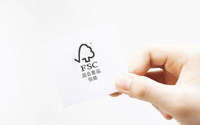 FSC包裝標籤