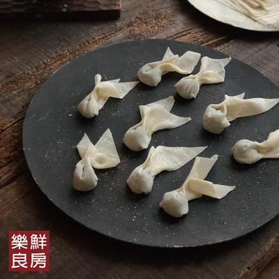 小金魚嫩菠菜餛飩-樂鮮良房無毒水耕蔬菜