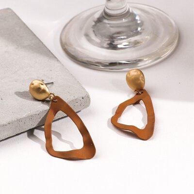 耳環, 韓國耳環, 時光水波耳環