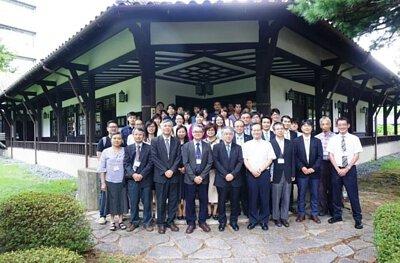 日本京都大學農學院的雙邊研討會