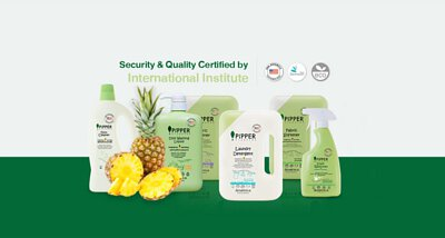 Pipper standard, fabric softener, laundry detergent, dishwashing, hypo allergenic, non-irritation babies