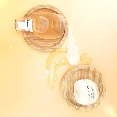 GOORUMI,橙花乳霜,精華液,清透乳霜,保養品