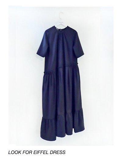 LOOK FOR EIFFEL DRESS