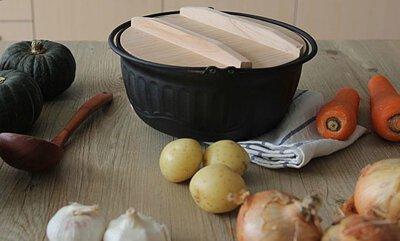 鑄鐵鍋用途湯鍋
